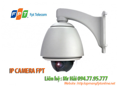 Lp t Camera IP FPT